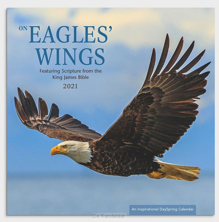 2021 Wall Calendar Eagles' Wings