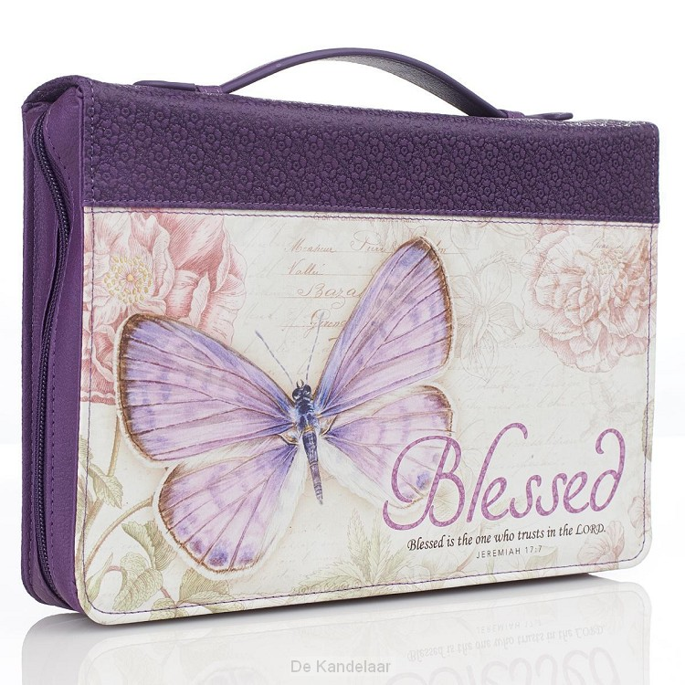 Blessed Butterfly - Purple