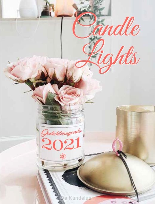 Agenda Candle Lights 2021 + gedichten