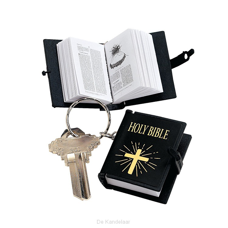 Key chain bible