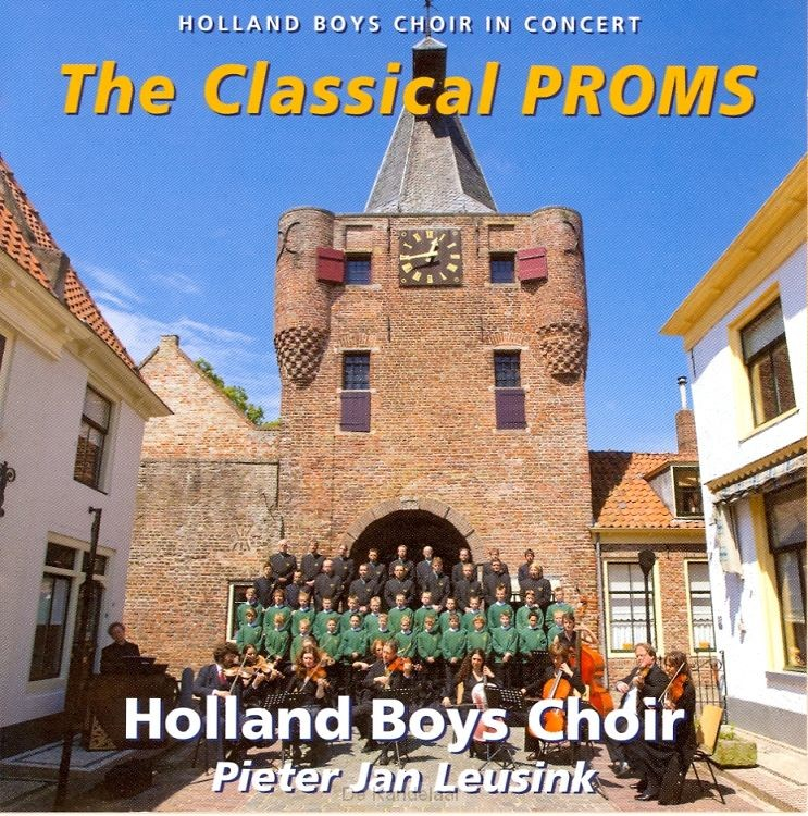 The classical proms cd