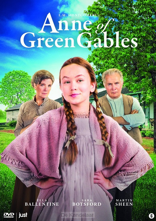 Anne of Green Gables - deel 1