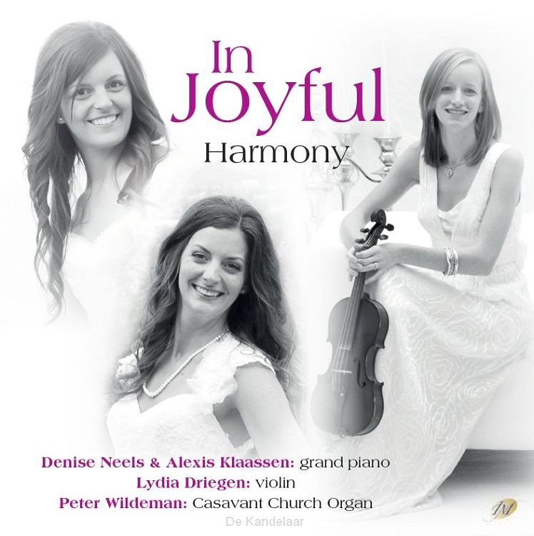 In joyful harmony