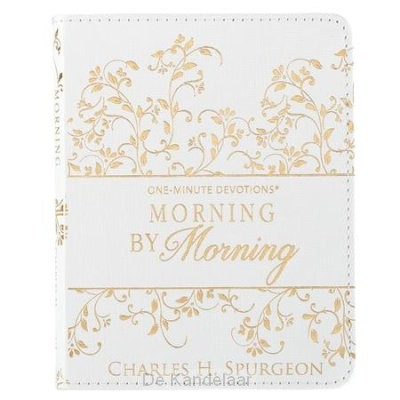 One-Min Devotions Morning Lux leather
