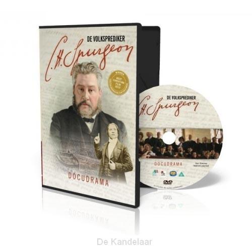 Dvd spurgeon de volksprediker