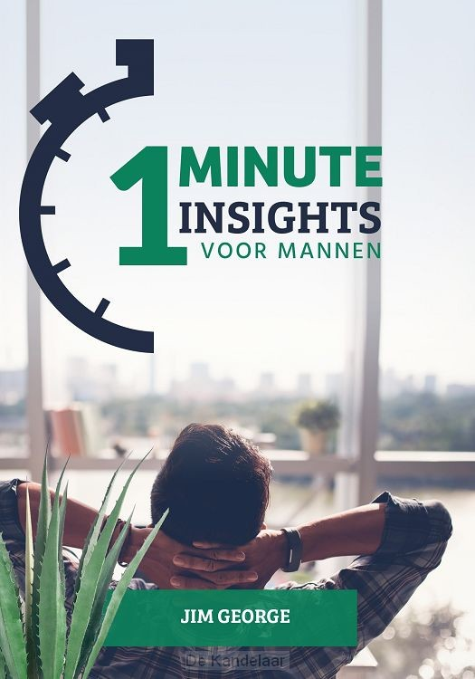 One-minute insights voor MANNEN