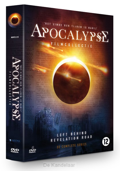 APOCALYPS Filmcollectie (6-DVD BOX)